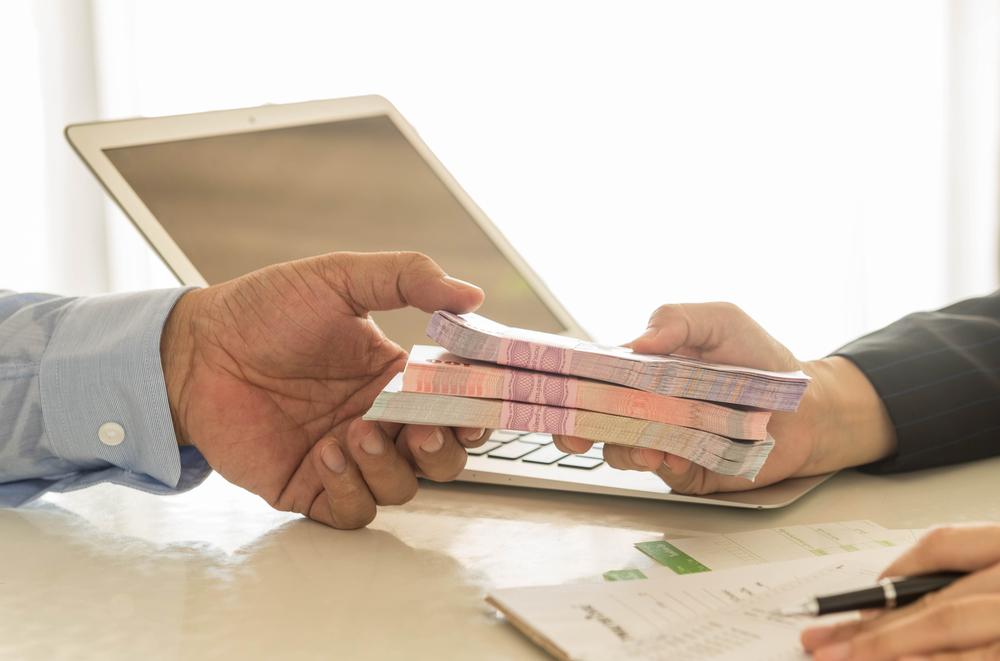 zakelijke rente lening